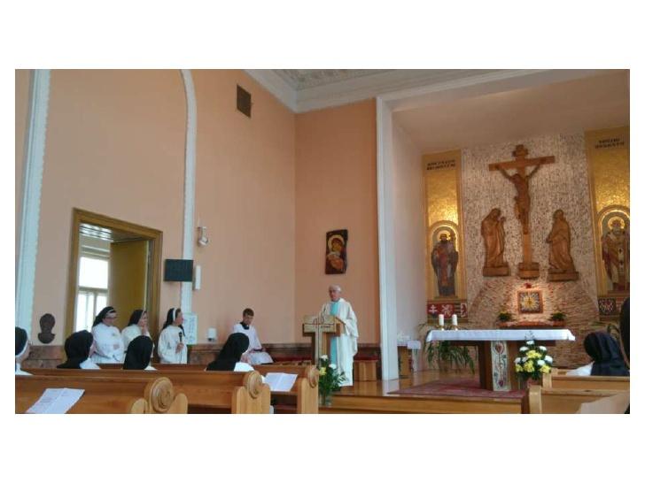 Study week at Olomouc Czech Republic, summer 2012